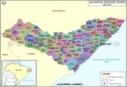 Alagoas Mapa