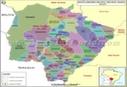 Mato Grosso Do Sul Mapa