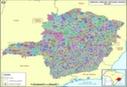 Minas Gerais Mapa