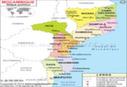 Moçambique Mapa