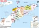 Timor Leste Mapa